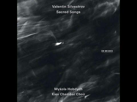 Valentin Silvestrov - Jukka-Pekka Saraste Symphonies 4 and 5