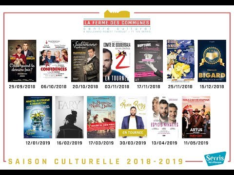 """Ferme des Communes - saison 2018 2019"" : <a href=""https://t.co/vz9qnJwt2f"" target=""_blank"">youtu.be/OpzLgmSLmIM?a</a> via <a href=""https://twitter.com/YouTube"" target=""_blank"">@YouTube</a>"
