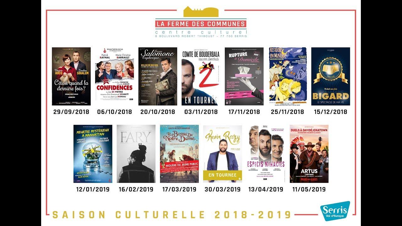 Ferme des Communes - saison 2018 2019
