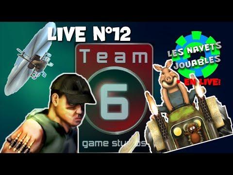 Live n°12 - A moitié spéciale Team 6