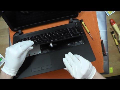 Toshiba Laptop Replace Keyboard Satellite C Series C50 C55 D