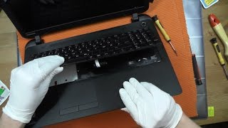 Toshiba Laptop Replace Keyboard Satellite C Series C50 C55 D