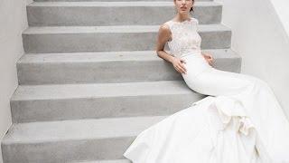 Carolina Herrera's 2016 Bridal Campaign