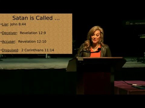 Tammy Hartman at Women with Passion and Purpose 2016 - YouTube