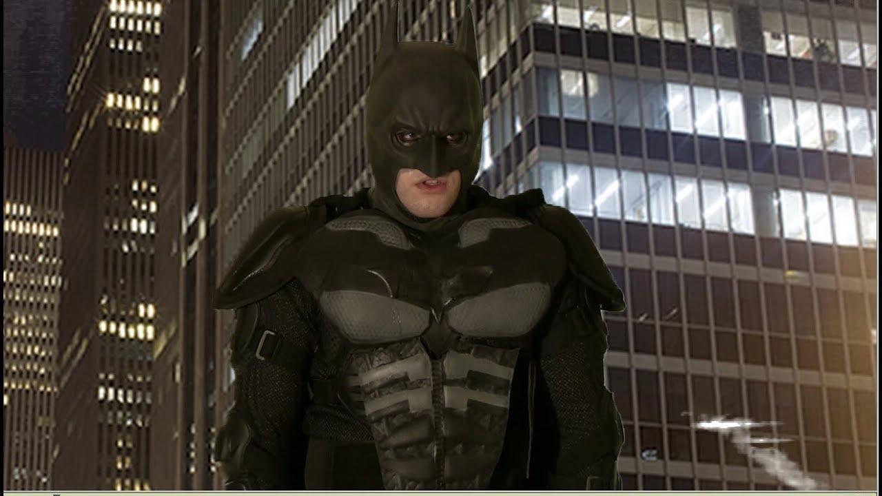 Youtube batman joker interrogation spoof seems