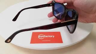 Tom Ford Sunglasses FT0434 52K