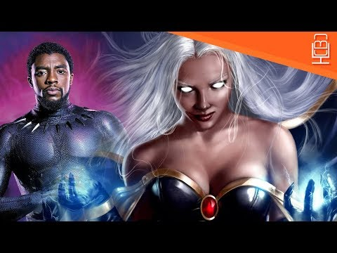 Black Panther Director on Using X-Men's Storm in the Sequel