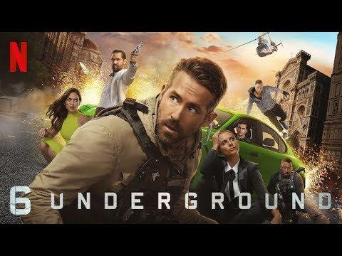 6 Underground Escuadrón 6 (2019) | Trailer 1 Doblado Español ...