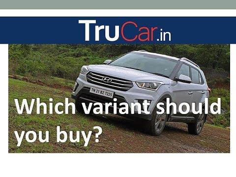 Hyundai Creta Variants Explain, E, E Plus, S, SX, S(O) S Plus, SX Plus in हिन्दी