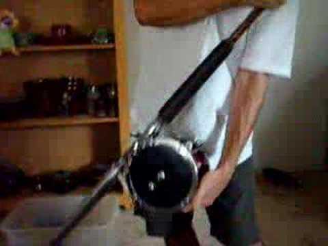Deep sea fishing reel youtube for Deep sea fishing rod and reel