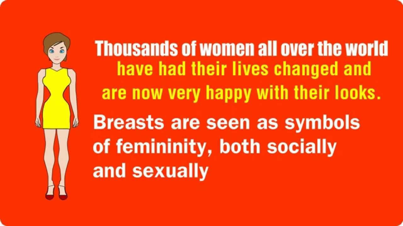 Breast enlargment technecs