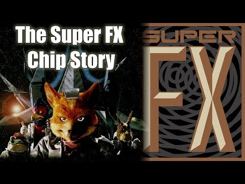 The Story Of The Super FX Chip - The Chip That Made Star Fox On The Super Nintendo Possible