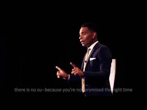 Young Motivational Speaker – All You Have Is Right Now