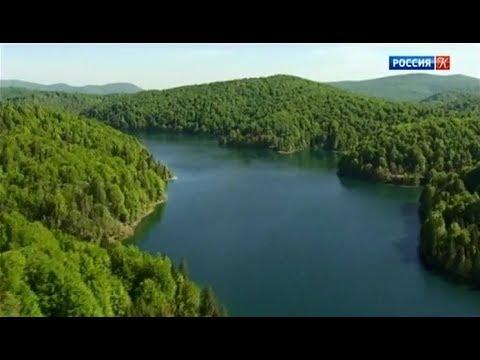 Плитвицкие озёра. Водный край и национальный парк Хорватии. - Видео онлайн