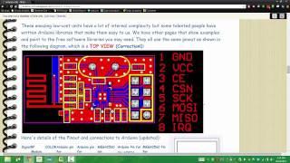 Sound Sensor Project for Arduino - nRF24L01 module