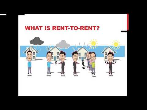 Rent 2 Rent -  2018 - Why Now Is The Most Important Time To Do It!