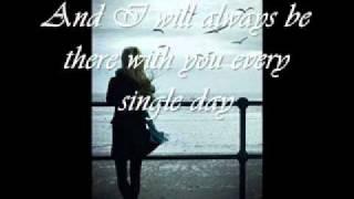 Niki Haris-I will always be there + lyrics