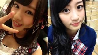 山田菜々と上西恵が選ぶNMB48美乳ランキング NMB48の「ななたん」こと山...