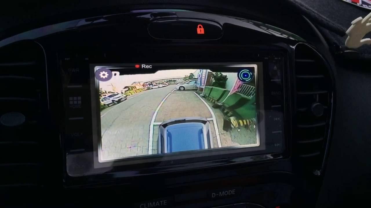 勁聲影音科技 JS 3D SVM 高清環景錄影監控系統 停車示範 - YouTube