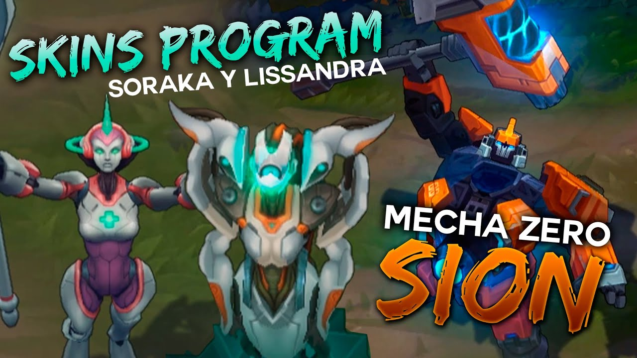 Lissandra patch new skins league