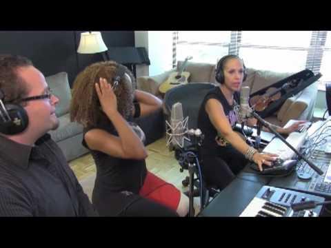 "SusieQ Fitlife & Actor Brandon Osborn on MARINA's ""Musical Health Talk"""