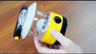 Светодиодный туристический фонарь SUPRA SFL-LT-1L(Светодиодный туристический фонарь SUPRA SFL-LT-1L Подробнее: http://www.supra.ru Купить: http://www.suprashop.ru., 2015-11-20T08:54:36.000Z)