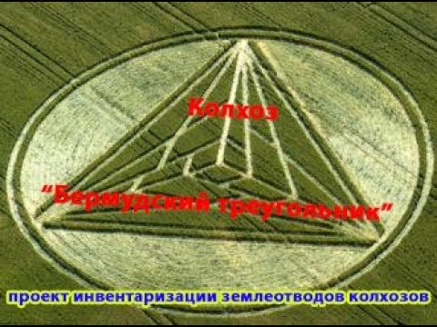 """Проект """"Колхоз """"Бермудский треугольник"""""""""""