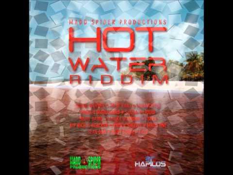 WALK OUT - KIPRICH & BLACK ER - HOT WATER RIDDIM - (MADD SPIDER PROD.)