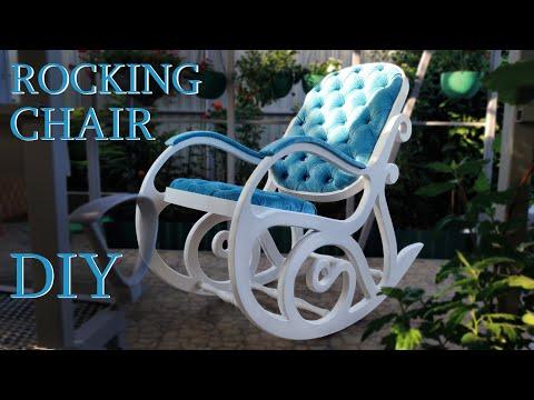 Сделай сам кресло качалка