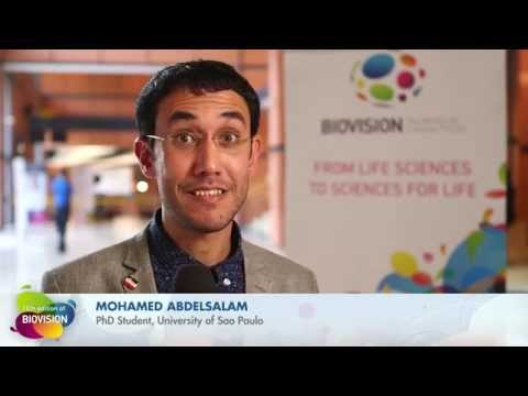 BIOVISION 2015 - Mohamed Abdelsalam, University of Sao Paulo
