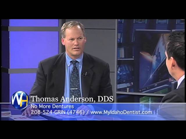 Dental Implants, Idaho Falls, ID Dentist, Thomas Anderson, DDS
