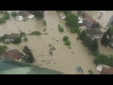 Severe Flooding in Bosnia and Serbia | Journal