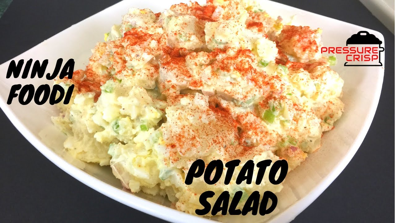 Cajun Ninja Potato Salad Recipe