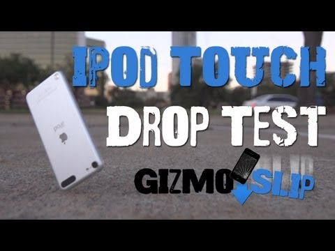 Drop Test Ipod Touch 5th Generation