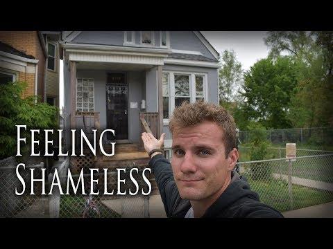 Visiting the Gallagher House Shameless