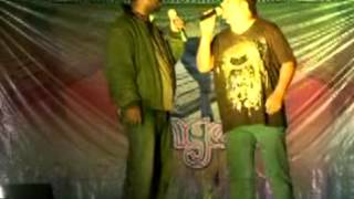 Stand up comedy by Simon George & Jesse James