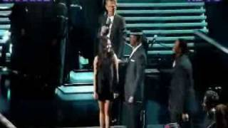 NE-YO @ CHARICE - EARTH SONG double standing ovation