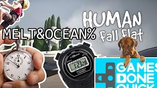 Human: Fall Flat | MO% Speedrun | 55:24 [WORLD RECORD]