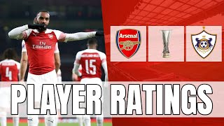 Arsenal Player Ratings - Özil Controlled The Match