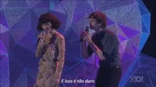 Gotye - Somebody That I Used To Know (Feat. Kimbra) (HD) - Legendado PT BR
