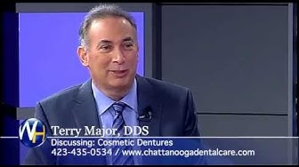 Cosmetic Dentures with Chattanooga, TN Dentist Terry Major, DDS