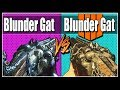 (BO4) BLUNDERGAT V.S BO2 BLUNDERGAT ON HIGH ROUNDS  - Black Ops 4 Zombies