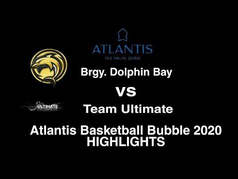 Brgy. Dolphin Bay vs Ultimate Full Highlights | November 3, 2020 | Atlantis Basketball Bubble 2020