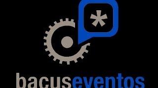 bacus eventos presentacin