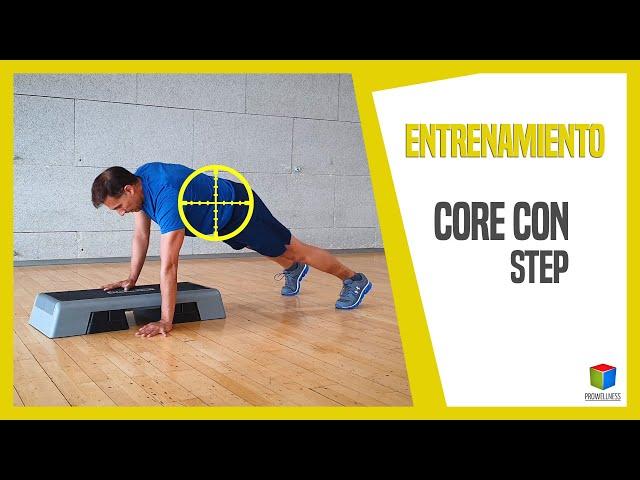 CORE con step