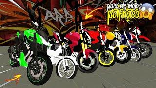 GTA SA MODS: PACK de MOTOS para PC FRACO com RONCO (TUTORIAL + DOWNLOAD)