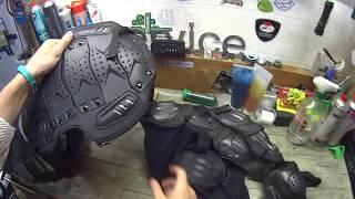 недорогая моточерепаха / панцирь обзор с gearbest.com