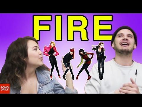 2NE1 Fire  • Fomo Daily Reacts