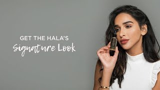GIMME GLOW X THE HALA - Signature Look