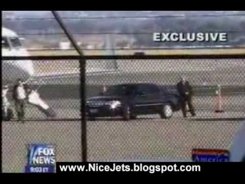 Obama VP? Al Gore travels via PRIVATE JET Charter!